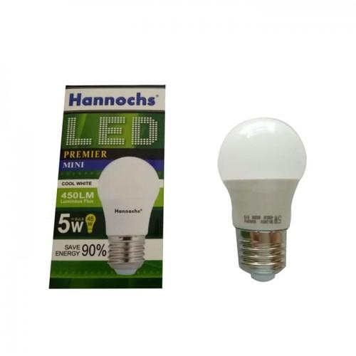Lampu LED 5 Watt Hannochs