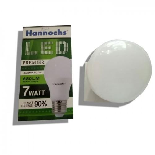 Lampu LED 7 Watt Hannochs