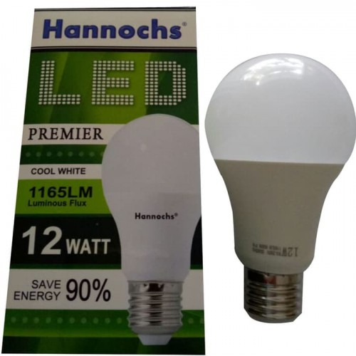 Lampu LED 12 Watt Hannochs