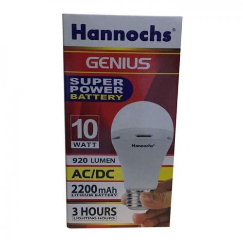 Lampu Hannochs Genius 10 Watt