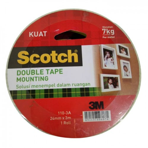 Scotch Double Tape Mounting 3M