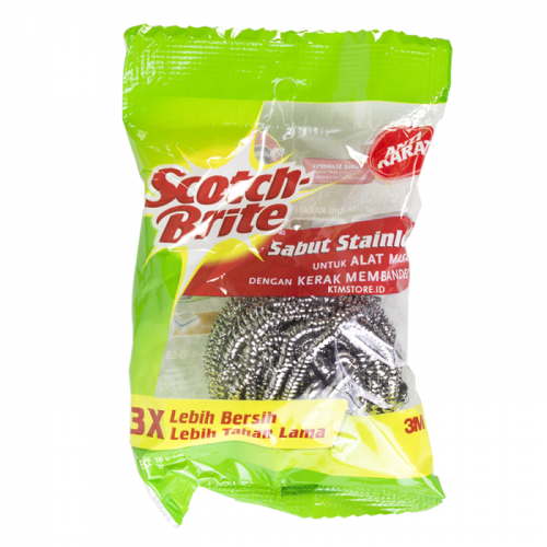 3M Scotch Brite Sabut Stainless Basic cat id-T57