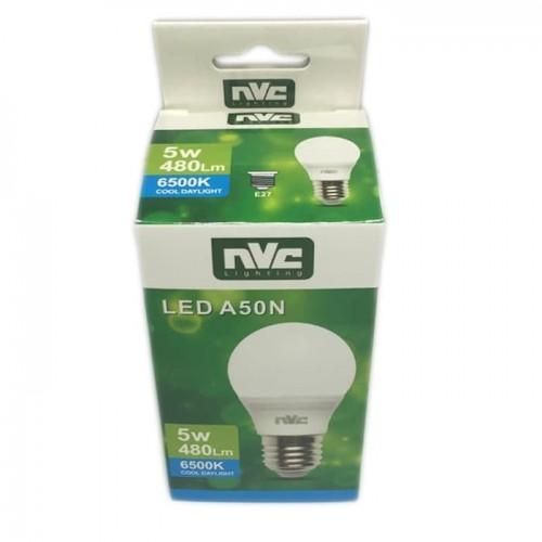 NVC Bohlam Lampu LED 5 Watt A50N