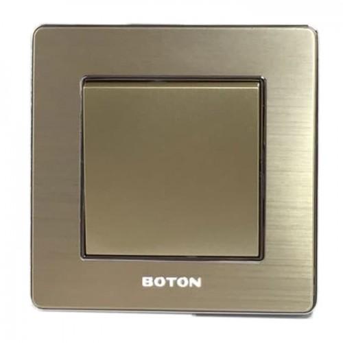 Boton Gold Saklar Engkel K2-001
