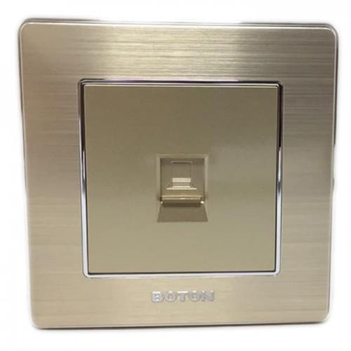Boton Computer Socket K2 gold