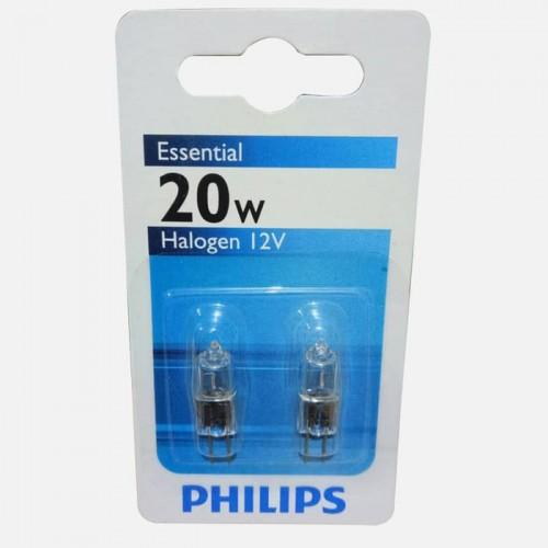 Philips Essential Capsule Halogen 20W G4 12v