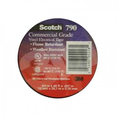 Scotch 790 Electrical tape / Isolasi Listrik