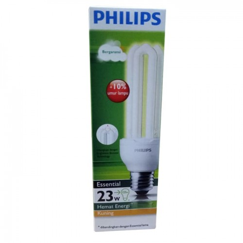 Philips Essential 23W - 125W Kuning