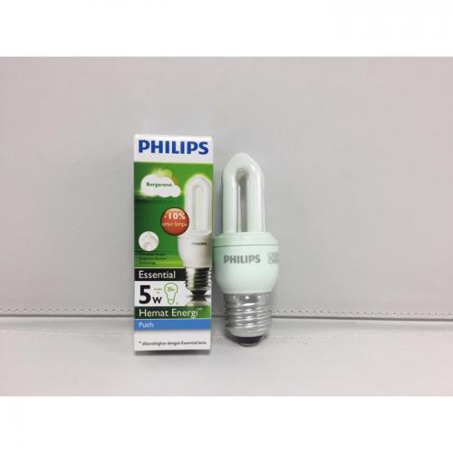 lampu essential 5 watt cdl philips