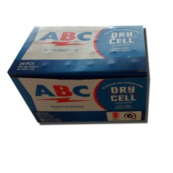 Baterai ABC AA Biru
