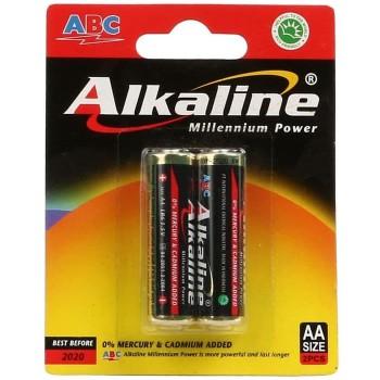 Baterai ABC Alkaline AA LR6 2pcs