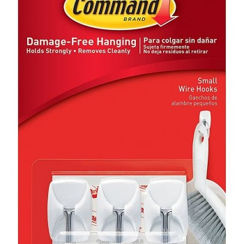 3M Command Utensil Hook 17067 Gantungan