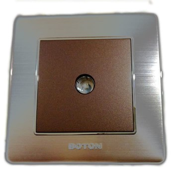 Boton TV Socket K2-010