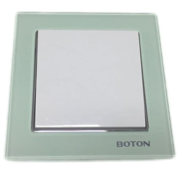 Boton Saklar Engkel G9-001 Crystal Glass Series