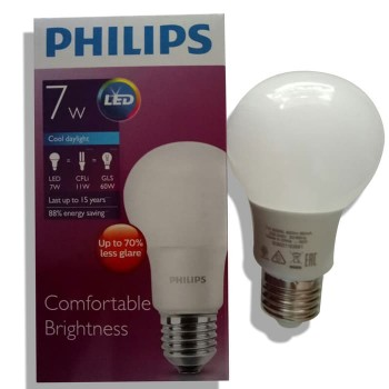 Lampu LED 7 watt Philips