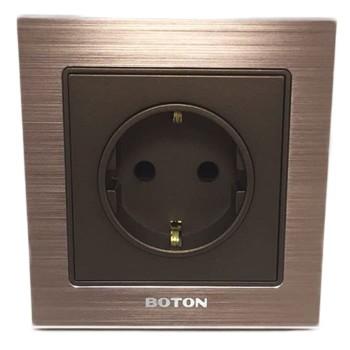 Boton Stop Kontak - G9 Aluminium
