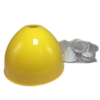 Larkin Bella Fitting Gantung Lampu E27 - Hitam