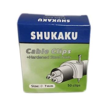 Shukaku Cable Clip 7 mm