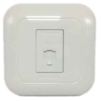 Panasonic Telephone Socket WEJ 2164