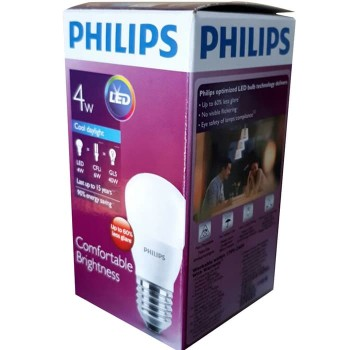Lampu LED 4 Watt Philips