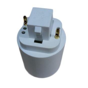Larkin Adaptor lampu PLC -E27