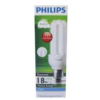 Philips Essential 18W-100W Coolday Light