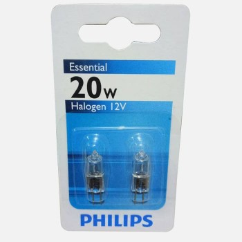 Philips Essential Capsule Halogen 20W G4 12v