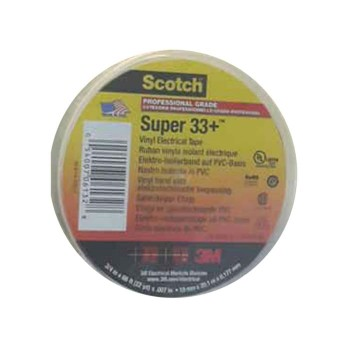 Scotch Super 33+ Isolasi listrik / Electrical Tape