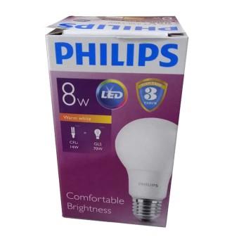 Philips Lampu LED 8 Watt (Kuning)