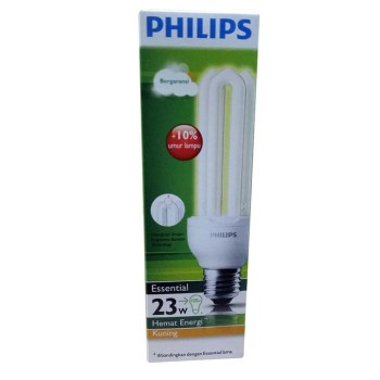 Philips Essential 23W - 125W Kuning