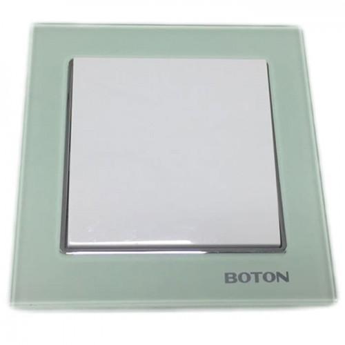 Boton Saklar Engkel G9-001 Crystal Glass Series