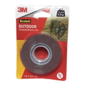 3M VHB outdoor 4011 scotch 21 mm x 2 m