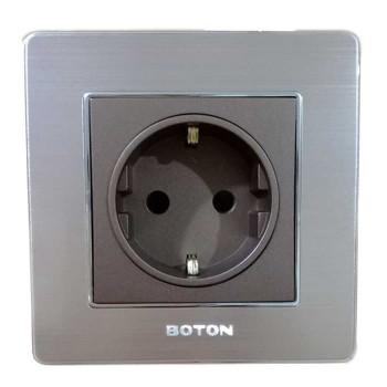 Boton Stop kontak K2-009 16 Euro Socket
