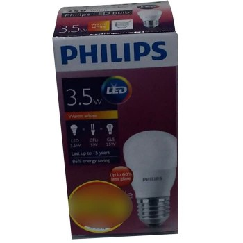 Philips Lampu LED 3,5 Watt (Warm White / Kuning)