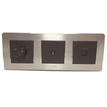 Boton Dimmer Lampu - TV Socket - Telephone K2  0 Ulasan