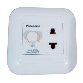 Saklar Dimmer & Stop Kontak Panasonic WEJ57515 dan WEJ10919