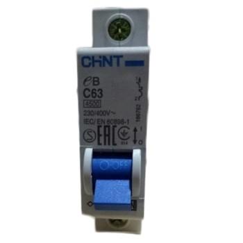 Chint MCB 1 pole 63A