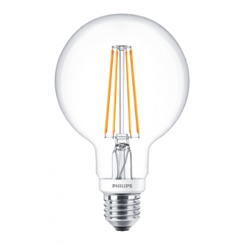 Philips Classic LED Bulb 7-70w G93 Warm White